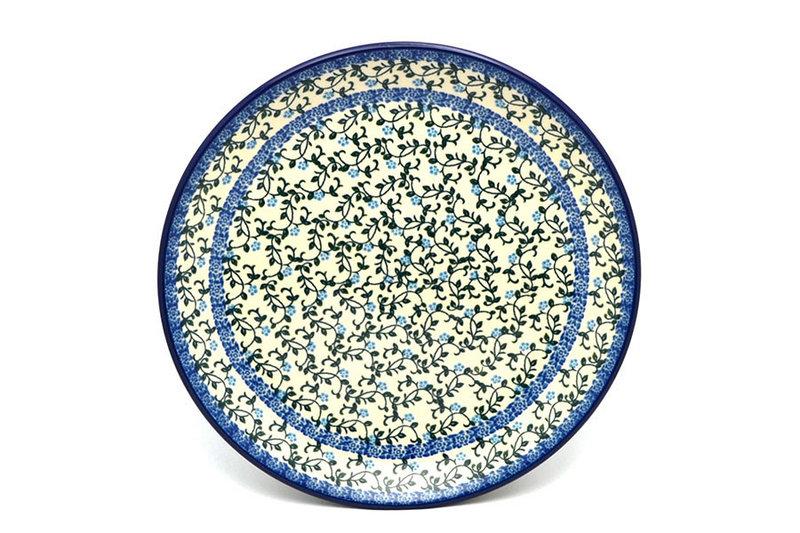 "Ceramika Artystyczna Polish Pottery Plate - Dinner (10 1/2"") - Terrace Vines 223-1822a (Ceramika Artystyczna)"