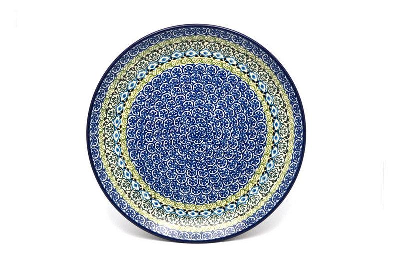 "Ceramika Artystyczna Polish Pottery Plate - Dinner (10 1/2"") - Tranquility 223-1858a (Ceramika Artystyczna)"
