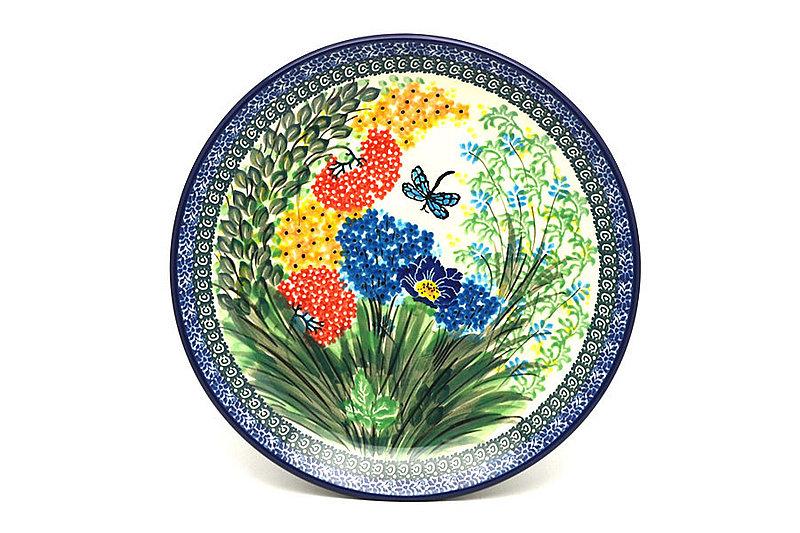 "Ceramika Artystyczna Polish Pottery Plate - Dinner (10 1/2"") - Unikat Signature - U4612 223-U4612 (Ceramika Artystyczna)"