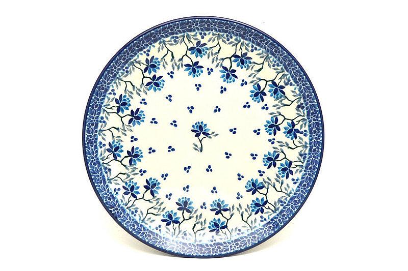 "Ceramika Artystyczna Polish Pottery Plate - Salad/Dessert (7 3/4"") - Clover Field 086-2524a (Ceramika Artystyczna)"