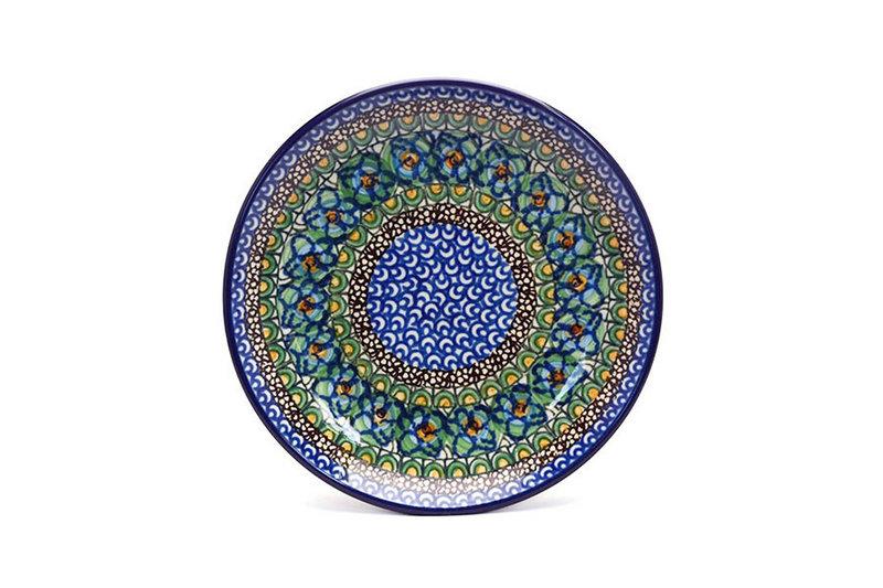 """Ceramika Artystyczna Polish Pottery Plate - Salad/Dessert (7 3/4"""") - Unikat Signature U151 086-U0151 (Ceramika Artystyczna)"""