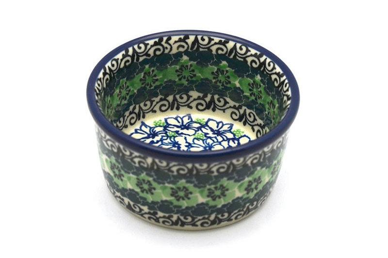 Ceramika Artystyczna Polish Pottery Ramekin - Kiwi 409-1479a (Ceramika Artystyczna)