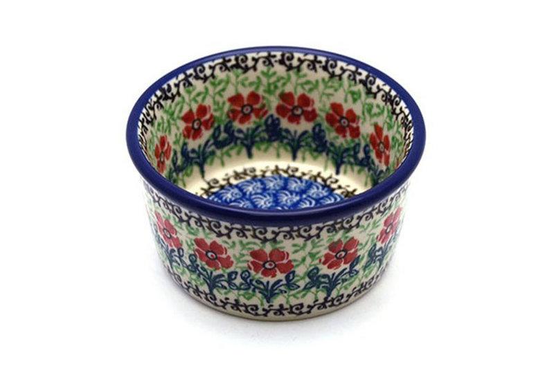 Ceramika Artystyczna Polish Pottery Ramekin - Maraschino 409-1916a (Ceramika Artystyczna)
