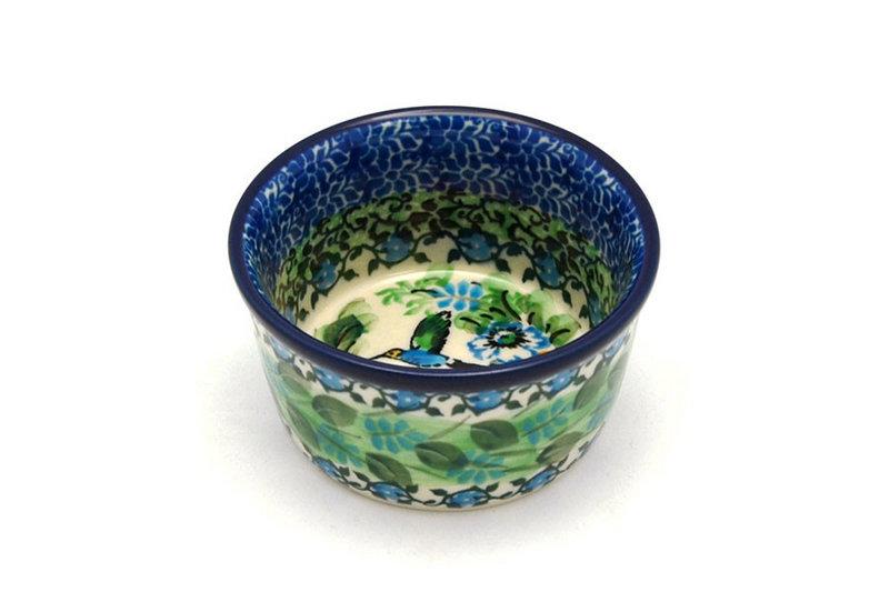 Ceramika Artystyczna Polish Pottery Ramekin - Unikat Signature - U3271 409-U3271 (Ceramika Artystyczna)