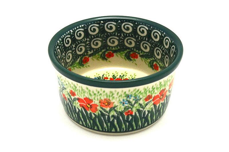 Ceramika Artystyczna Polish Pottery Ramekin - Unikat Signature - U4336 409-U4336 (Ceramika Artystyczna)