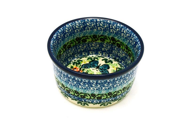 Ceramika Artystyczna Polish Pottery Ramekin - Unikat Signature - U4553 409-U4553 (Ceramika Artystyczna)