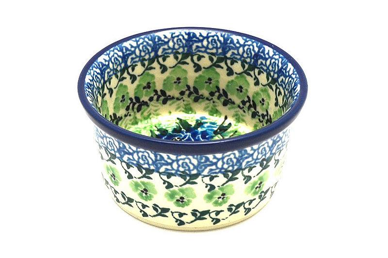 Polish Pottery Ramekin - Unikat Signature - U4572