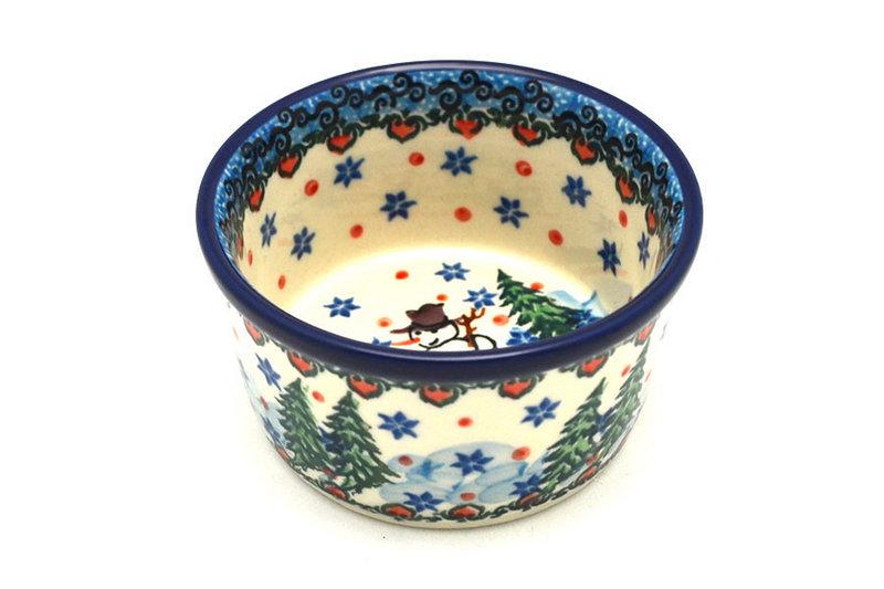 Ceramika Artystyczna Polish Pottery Ramekin - Unikat Signature - U4661 409-U4661 (Ceramika Artystyczna)