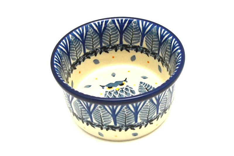 Ceramika Artystyczna Polish Pottery Ramekin - Unikat Signature - U4873 409-U4873 (Ceramika Artystyczna)