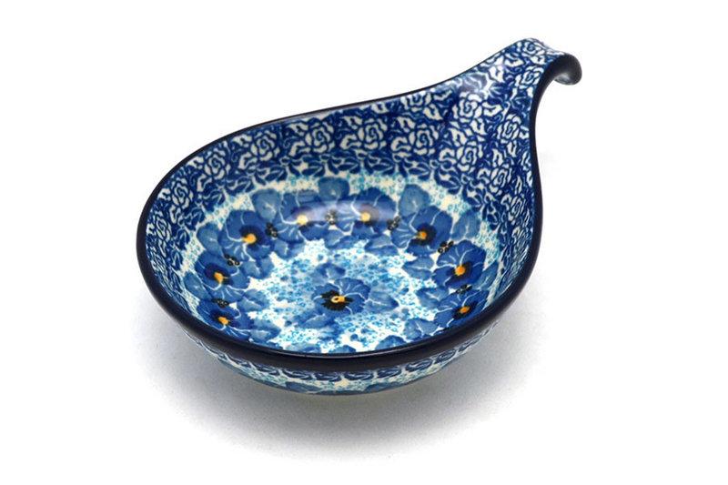 Ceramika Artystyczna Polish Pottery Spoon/Ladle Rest - Unikat Signature - U3639 174-U3639 (Ceramika Artystyczna)
