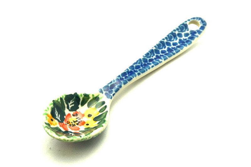 Ceramika Artystyczna Polish Pottery Spoon - Small - Unikat Signature U4400 592-U4400 (Ceramika Artystyczna)