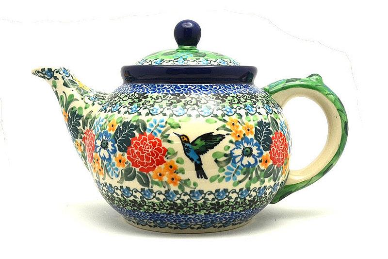 Ceramika Artystyczna Polish Pottery Teapot - 1 1/4 qt. - Unikat Signature U3271 060-U3271 (Ceramika Artystyczna)