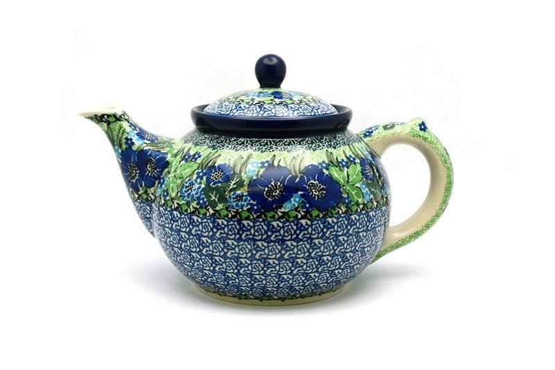 Ceramika Artystyczna Polish Pottery Teapot - 1 1/4 qt. - Unikat Signature U4629 060-U4629 (Ceramika Artystyczna)