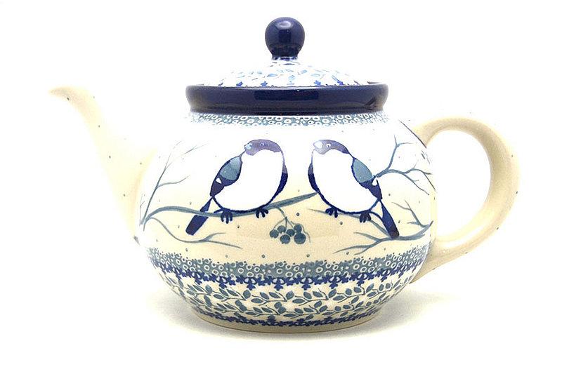 Ceramika Artystyczna Polish Pottery Teapot - 1 1/4 qt. - Unikat Signature U4830 060-U4830 (Ceramika Artystyczna)