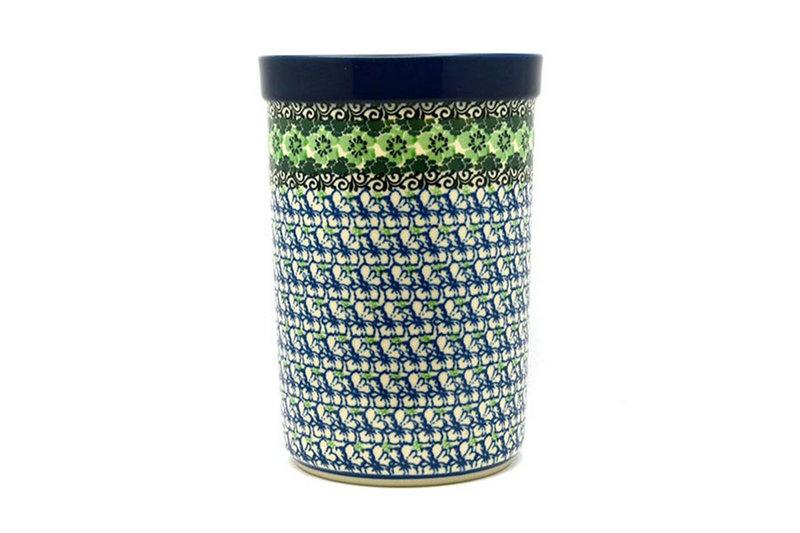 Ceramika Artystyczna Polish Pottery Wine Crock - Kiwi 169-1479a (Ceramika Artystyczna)