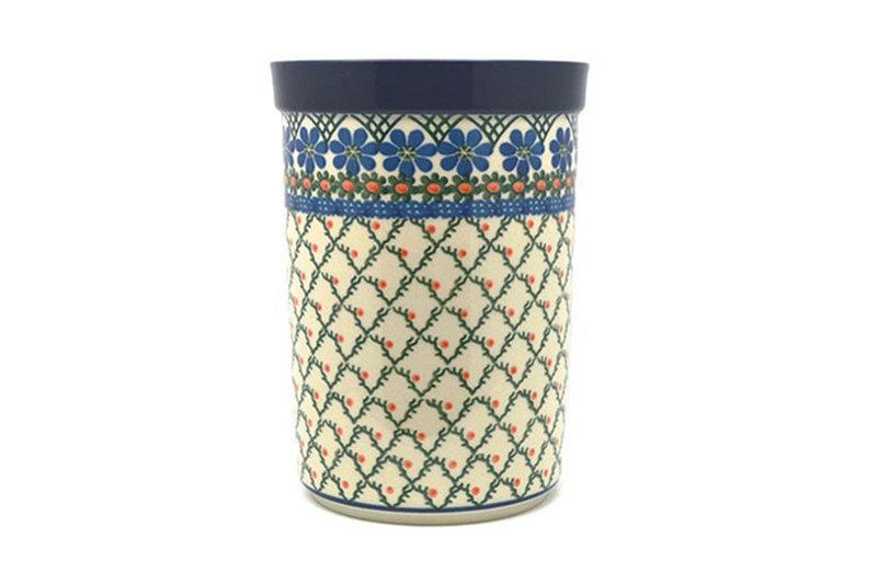 Ceramika Artystyczna Polish Pottery Wine Crock - Primrose 169-854a (Ceramika Artystyczna)