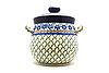 Ceramika Artystyczna Polish Pottery Cookie Jar - 14 cups - Primrose