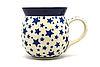 Ceramika Artystyczna Polish Pottery Mug - 15 oz. Bubble - Star Struck