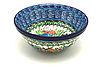 "Ceramika Artystyczna Polish Pottery Bowl - Medium Nesting (6 1/2"") - Unikat Signature - U3347"