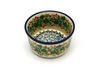 Ceramika Artystyczna Polish Pottery Ramekin - Holly Berry