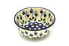 Ceramika Artystyczna Polish Pottery Bowl - Ice Cream/Dessert - Bleeding Heart