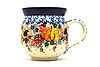 Ceramika Artystyczna Polish Pottery Mug - 11 oz. Bubble - Unikat Signature U4741