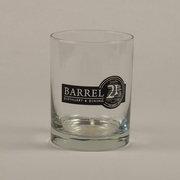 Barrel 21 Double Rocks Glass