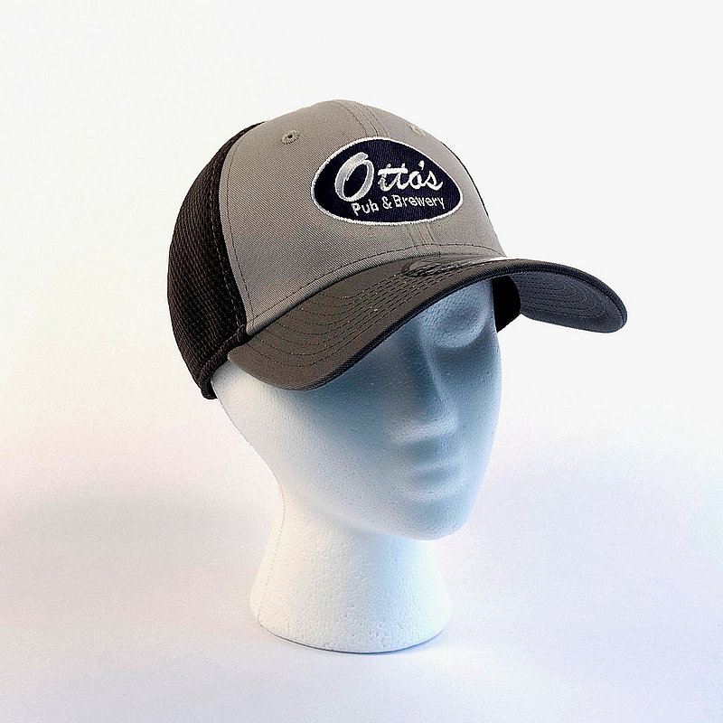 Otto's Chrome Stretch Fit Hat