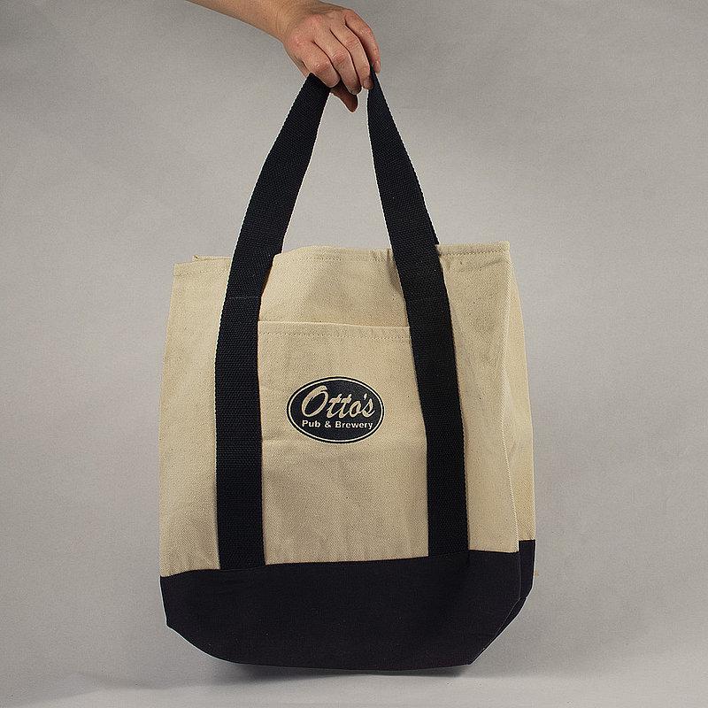 Otto's Canvas Tote Bag