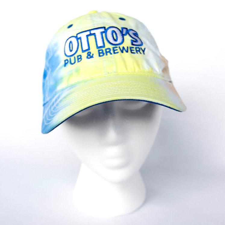 Otto's Tie-Dye Hat
