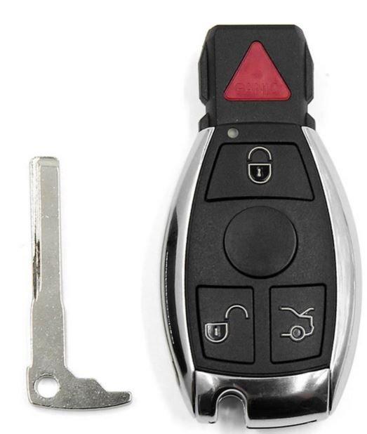 Keyless Remote Smart Key Mercedes Benz FCC ID IYZ3317 IYZ