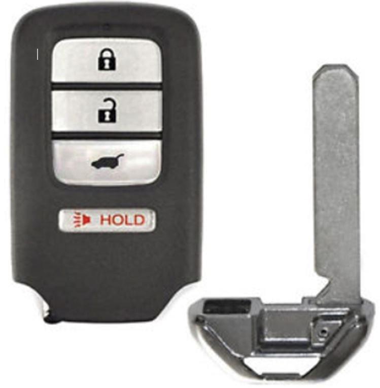 honda crv keyless entry remote smart key fob control unlocked gauob