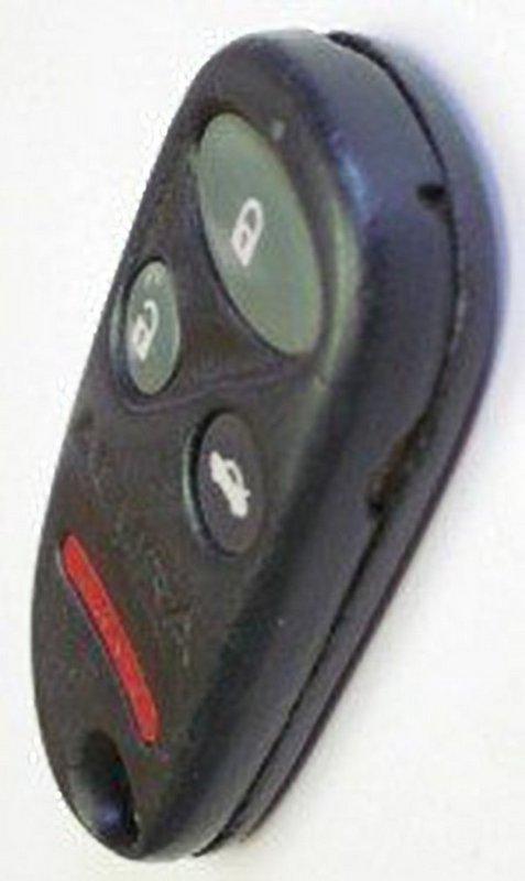 Acura 1996 1997 1998 1999 2000 2001 RL keyless remote key ...