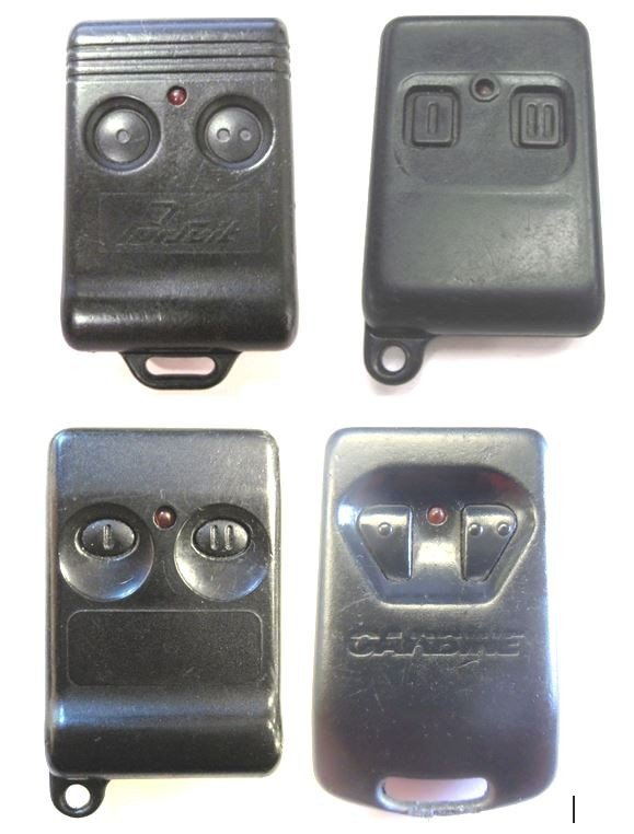 DEI Your Valet Automate FCC ID H5LAL777A keyless remote ...