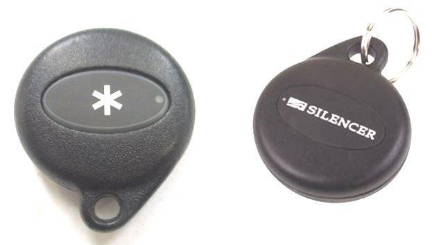Marksman Silencer Fcc Id H50t25 H5ot25 Red Led Light