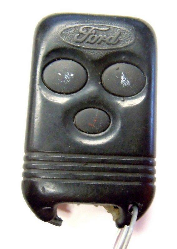 Ford Kia Dealer Installed Code Alarm keyless remote ...