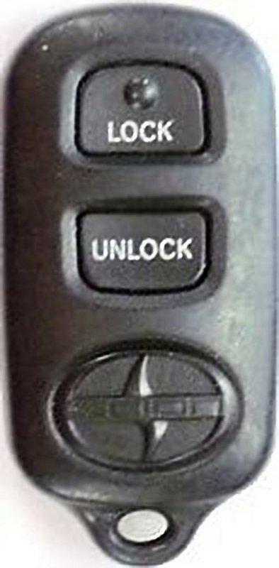 Scion Keyless Remote Entry Fits Scion Xa Xb Tc Fcc Id Hyq Bbx Key Fob Replacement Control Pre Owned Factory Apo P