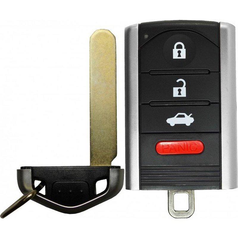 Key Fob Fits Acura FCC ID KR5434760 A2C5327828 72147-TX6