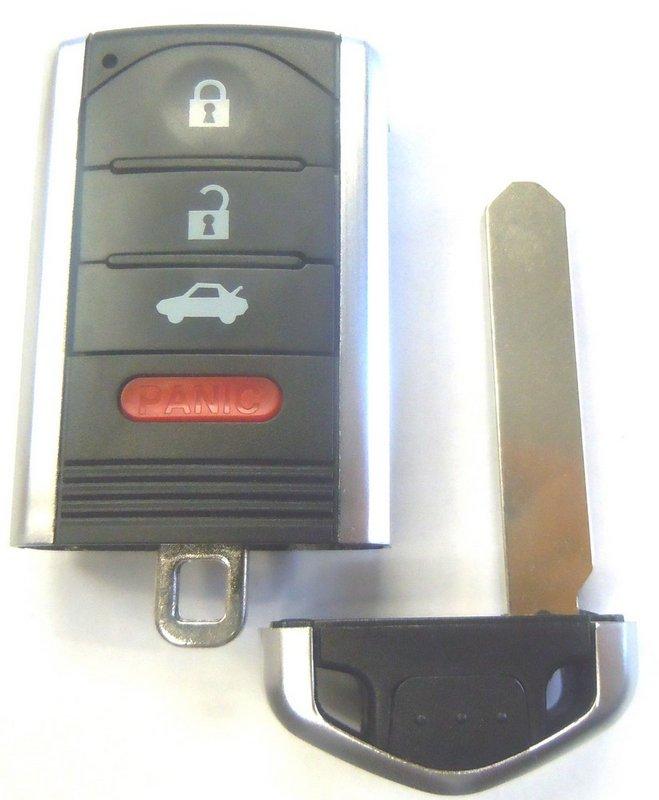 Acura FCC ID M3N5WY8145 Keyless Remote Smart Key Fob