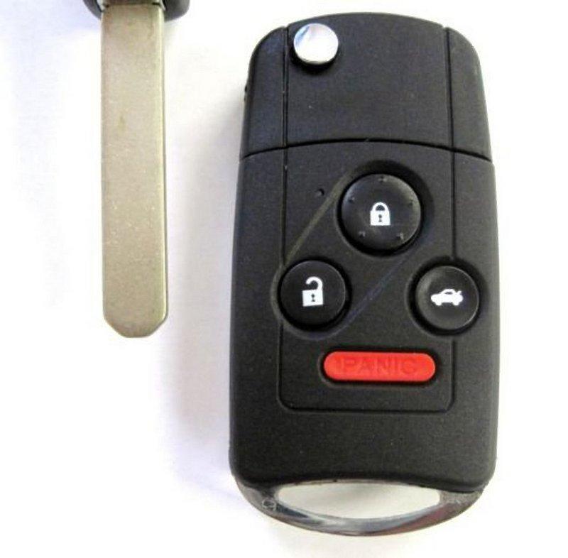 Keyless Remote Acura TL 2007 2008 Smart Key Fob FCC ID