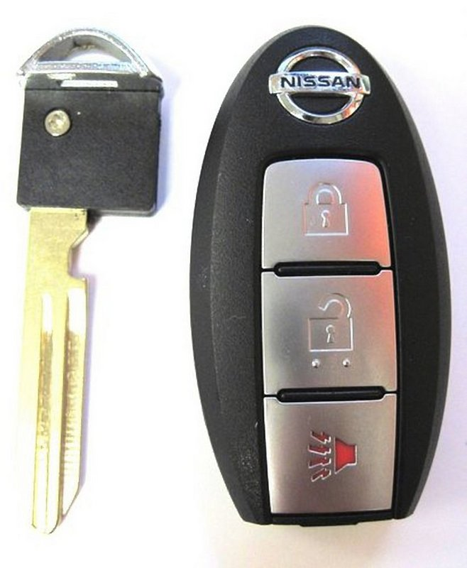 Nissan 14 15 16 Pathfinder Altima Keyless Remote Entry