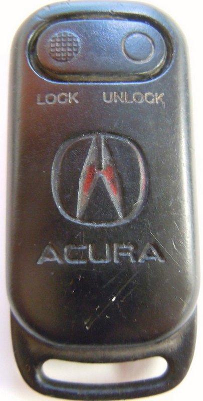 Acura Remote Keyless Entry Kobutait Acura Key Fob