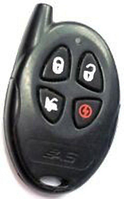 CLEAN PROSTART AUTOSTART KEYLESS ENTRY REMOTE CONTROL FOB TRANSMITTER EZSNAH2503