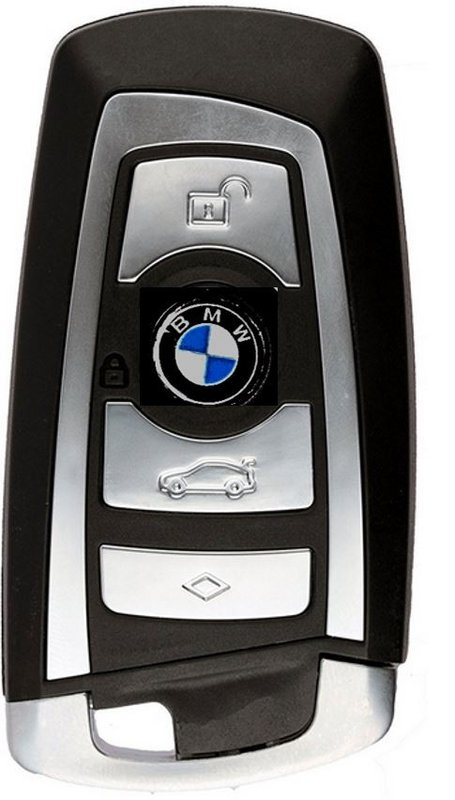 2014 2015 Bmw M5 Keyless Remote Smart Key Fob Entry Control Unlocked