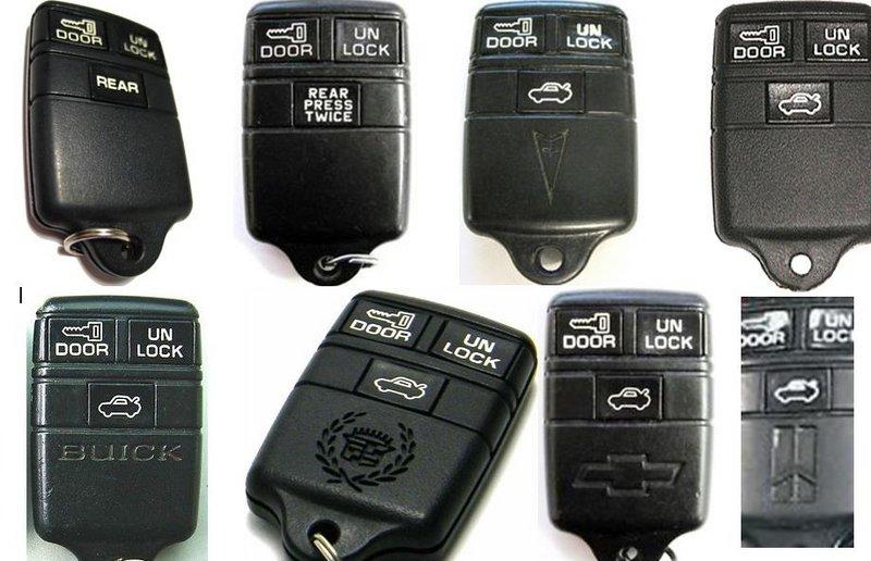 1993 1994 1995 1996 Chevrolet Tahoe Suburban Keyless Remote Key Fob Fcc Id Abo0104t 93 94
