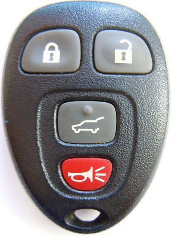 ACDelco 15252034 GM Original Equipment Key Fob