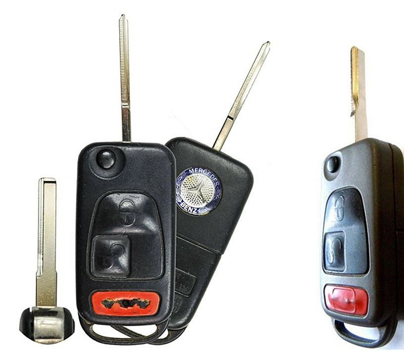2004 2005 2006 2007 Chrysler Crossfire Keyless Remote Flip