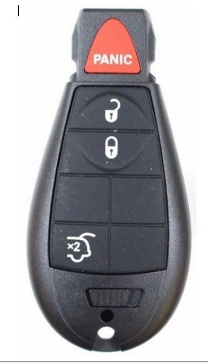 NEW Keyless Entry Remote Key Fob For 2008 Dodge Grand Caravan Free Program Inst
