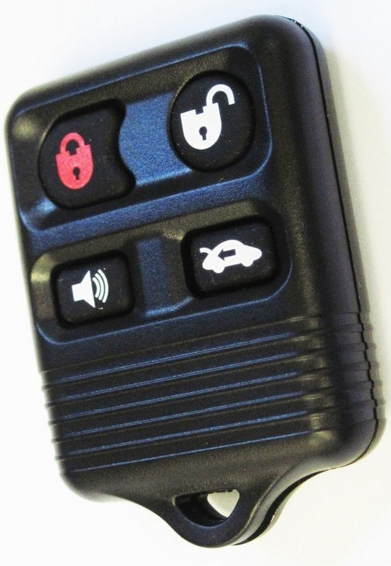 Remote For 1998 1999 2000 Jaguar XJ Sedan Keyless Entry Car Key Fob
