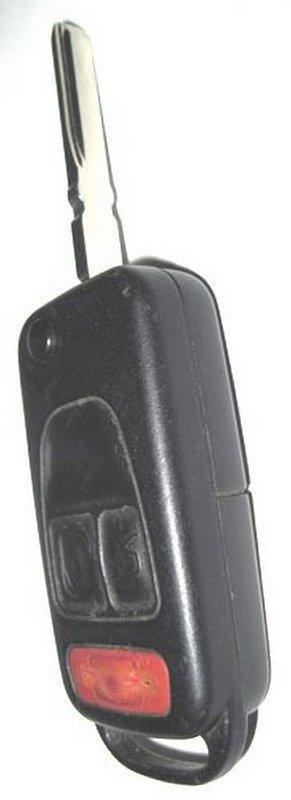 2003 2004 2005 Mercedes Benz Ml350 Ml500 Key Fob Keyless Remote Car Flip Keyfob Ignition Control